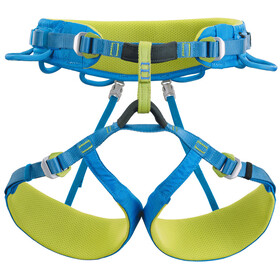Climbing Technology Wall Seat Harness green/blue